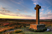 Ana Cross, North York Moors by Martin Williams