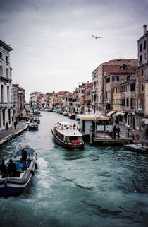 'Faded Memories: Venezia' von Cameron Booth
