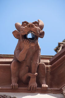Gargoyle on the Straßburger Münster by safaribears