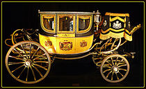 The Duke of Northumberlands State Coach von Colin Metcalf