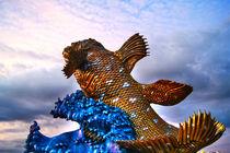King Fish von Franciska Windy Widjaja