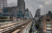 Skytrain by littlepeak