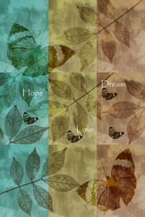 Natural Color Trio von Patricia N