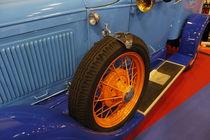The Orange Wheel  by emdesigns