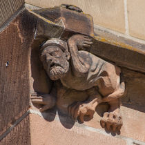 Chimera on Nikolaikirche by safaribears