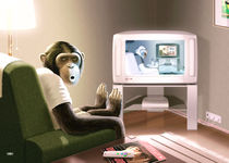 Too Much TV von Kalle Erkkilä