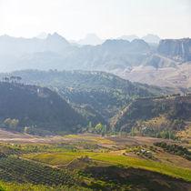 ... in der südlichen Sierra Nevada, Andalusien by Paul Artner