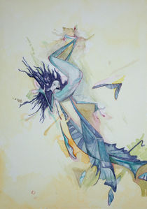 Cayendo by Laura Benavides Lara