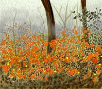Oktoberwald by Heidi Schmitt-Lermann