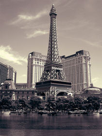 Paris Las Vegas by Lisé Fitch