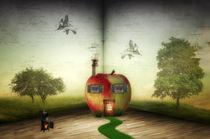 Der Apfel von Susann Mielke