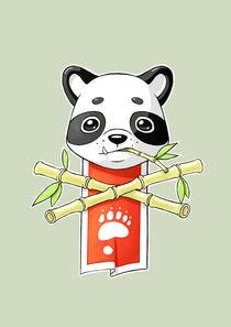 Panda Banner von freeminds
