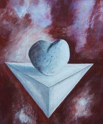 Herz aus Stein by Elke Sommer