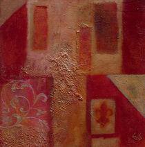Rote Elegance by Elke Sommer