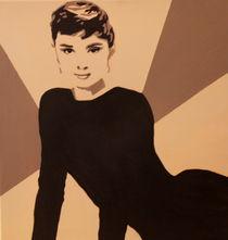 Audrey by Elke Sommer