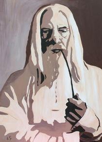 Gandalf by Elke Sommer