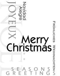 International Christmas von Sandra Wills