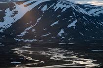 Swedish Lapland #9 von Nicklas Wijkmark