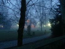 Mystic Light von Lucie Gordon