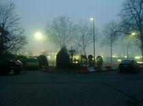 Versunken im Nebel - Lost in fog von Lucie Gordon