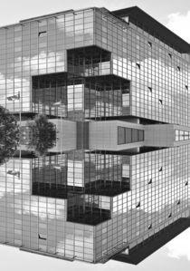 abstrakte Architektur ...?! by Paul Artner
