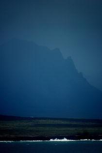From surf to mountain mist by David Halperin