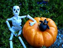 Halloween Friends von Christi Ann Kuhner
