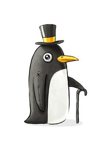 Penguin von freeminds
