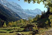 Herbstwanderung in der Schweiz von Bettina Schnittert
