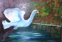 Der Storch by Eva Borowski