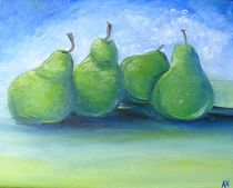Roly Poly Pears by A. Vohs