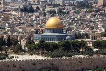 Panorama von Jerusalem by gfischer