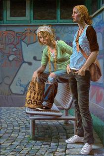 TROTZ by Mariana Scvortova