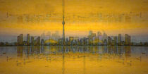 Toronto Skyline by Marie Luise Strohmenger
