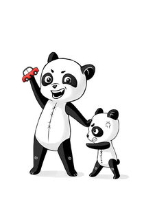 Panda Brothers von freeminds