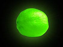Glowing-limette