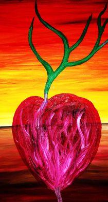Fruchtbares Herz by Viviane Lafrenz