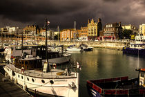 Ramsgate harbour by ian hufton