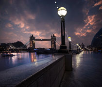 Tower Bridge by Mal Smith
