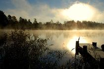 traumhafte Seenlandschaft by tinadefortunata