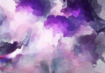 Stormy Purple von David Lane