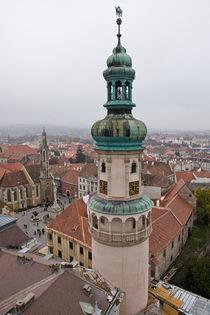 T?ztorony - Firewatch tower von Gabor Pocza