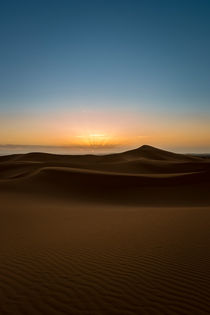 Desert Sunrise by Russell Bevan Photography