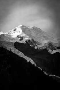 Mont Blanc by Russell Bevan Photography