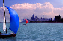 Summer in Chicago by Milena Ilieva