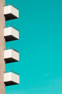 Balconies von Lars Hallstrom