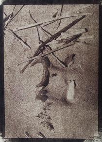 Abstract III by Cristina Ortiz
