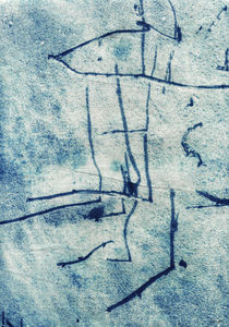 Abstract I by Cristina Ortiz
