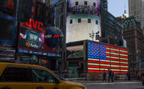 Time Square by Ed Rooney