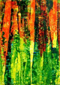 Abstrakt Nr.40 by Sun Dream
